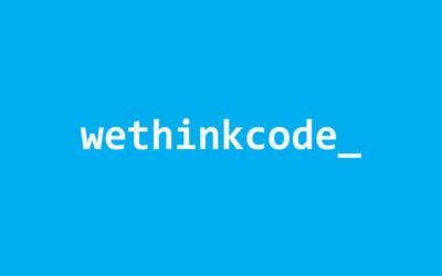 WeThinkCode_ 2020 Cohort: The First Week